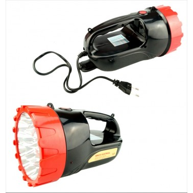 LED  Akku-Handlampe 2 in 1