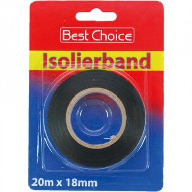 Isolierband 20 m x 18 mm
